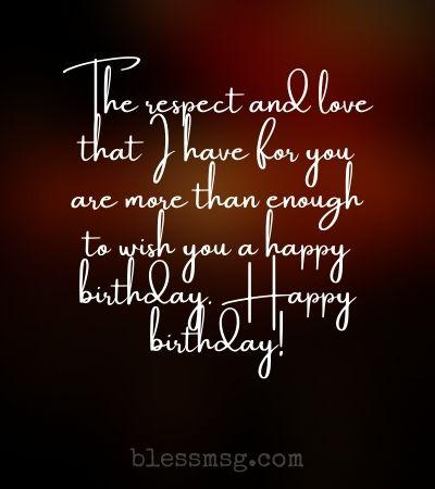 Birthday Wishes to Ex-Boyfriend